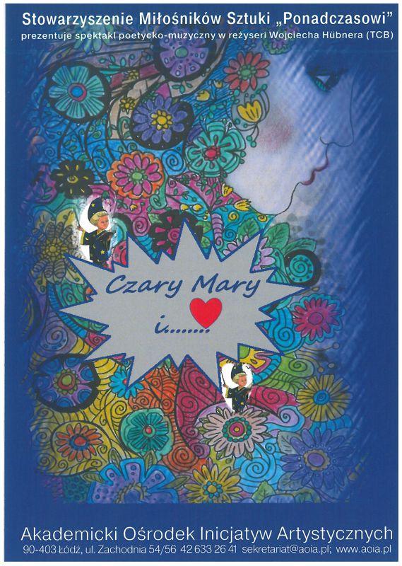 """""""Czary mary i"""""""