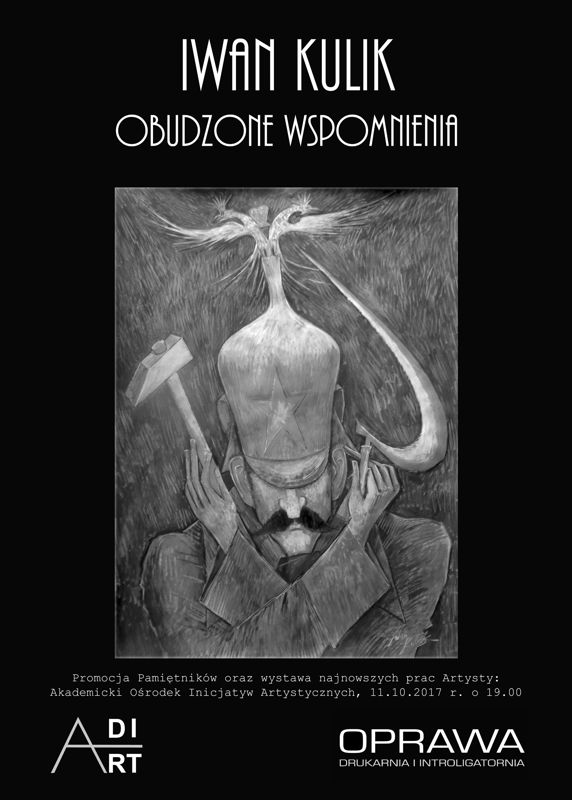 Wystawa najnowszych prac Iwana Kulika