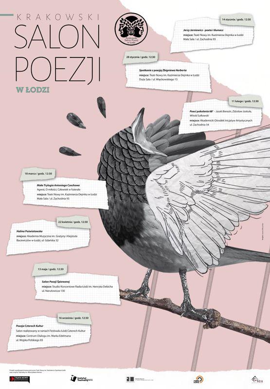 Krakowski Salon Poezji w Łodzi