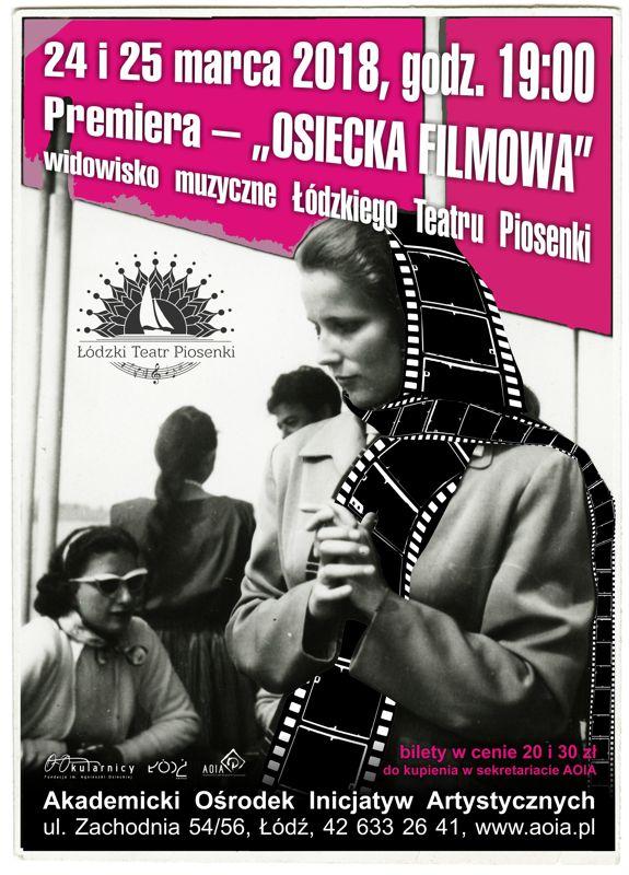 """OSIECKA FILMOWA"""