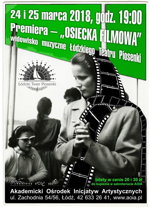 """""""OSIECKA FILMOWA"""" - Premiera"""
