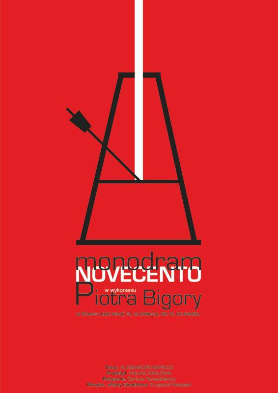 """Novecento. Monolog"""