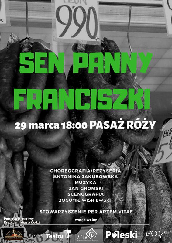 """""""Sen Panny Franciszki"""""""