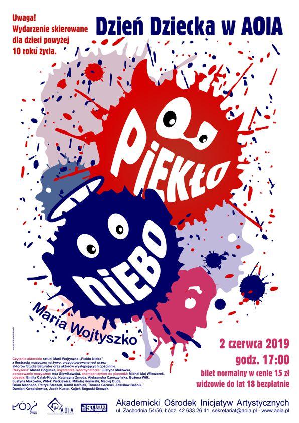 """""""Piekło-Niebo"""" Marii Wojtyszko"""