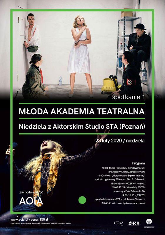Młoda Akademia Teatralna