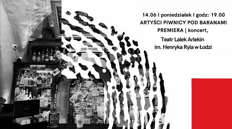 Gościnny koncert Artystów Piwnicy pod Baranami