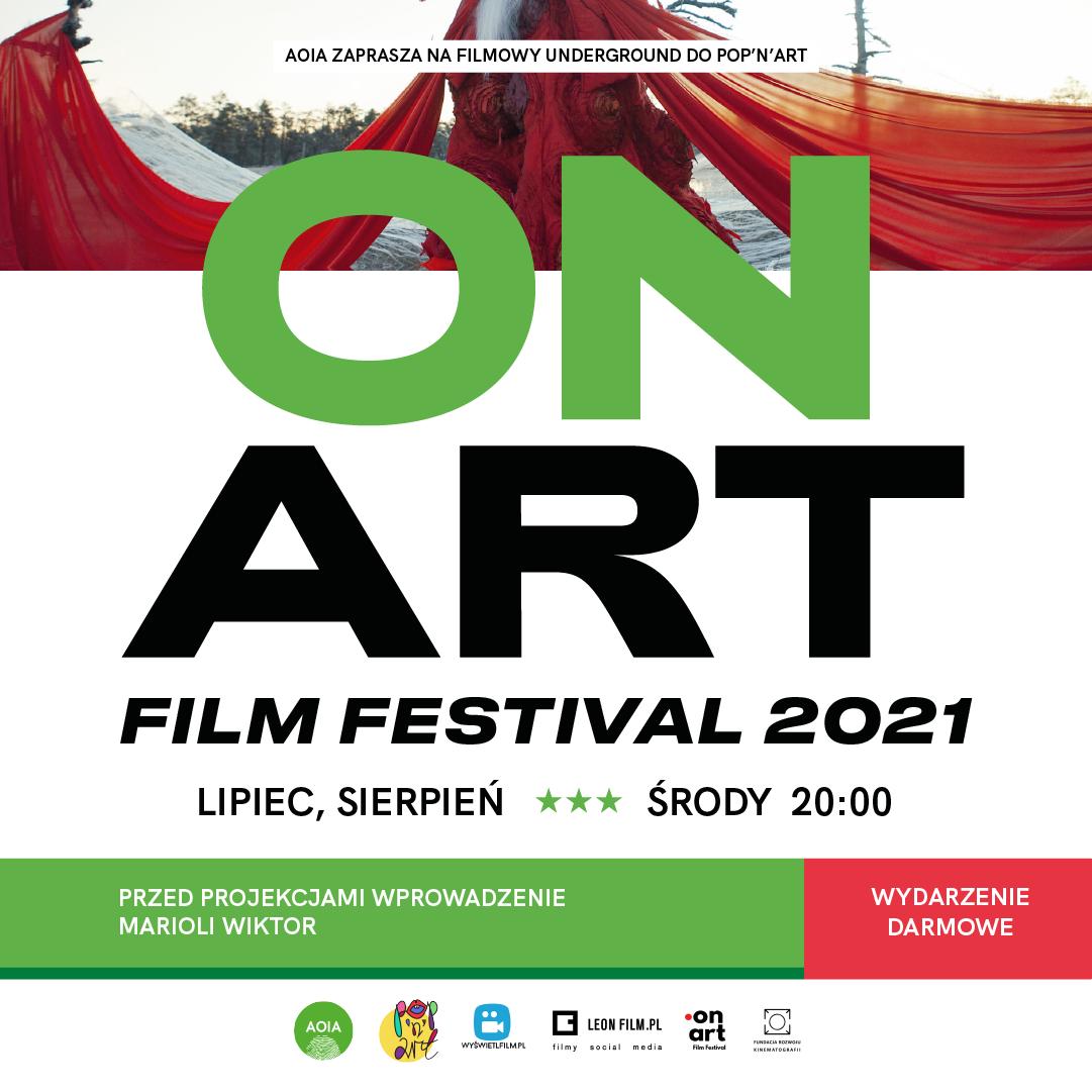 ON ART FILM FESTIVAL 2021